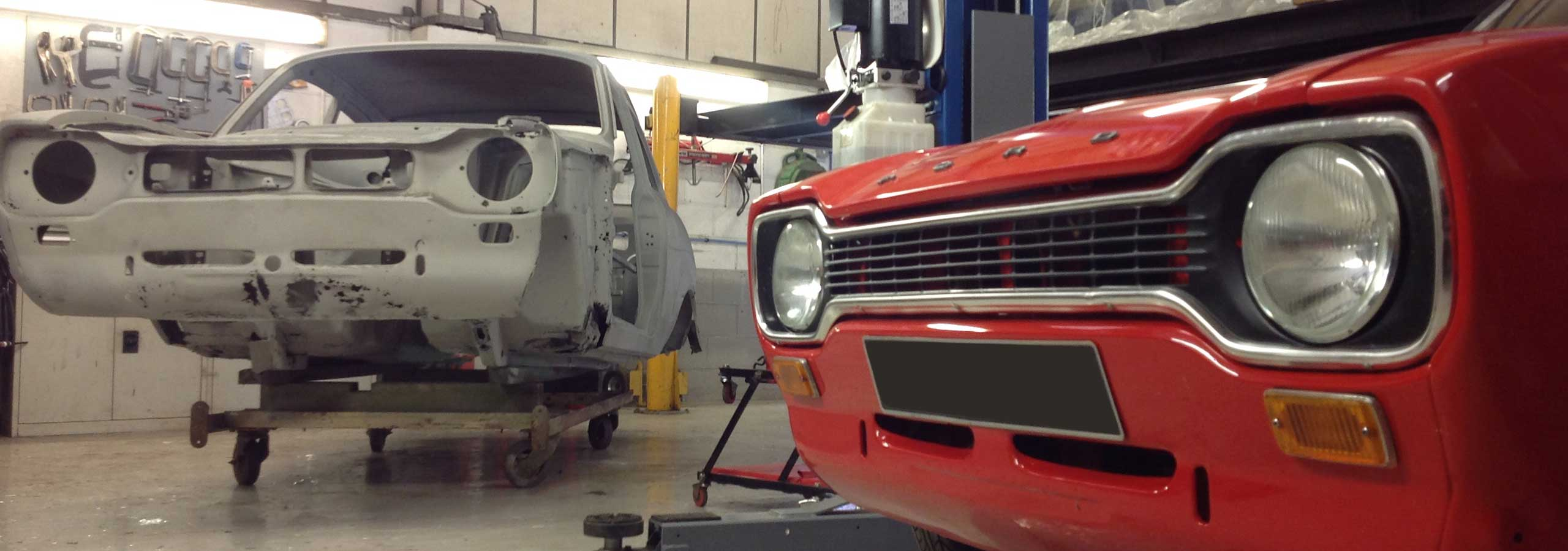 About Classic Car Restoration